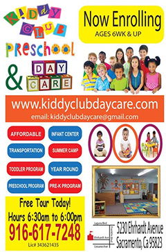 Kiddy Club Daycare
