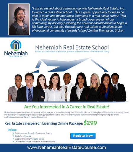 Nehemiah Real Estate