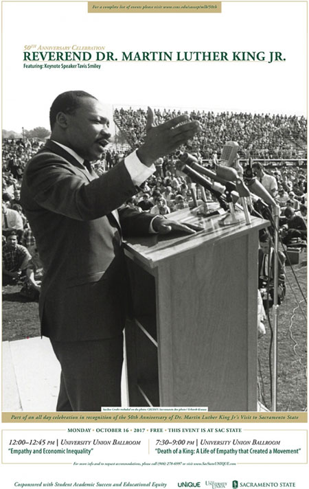 Remembering MLK