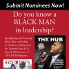 Submit Nominees: 2015 Black Men In Leadership