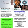 Affordable Health Care Enrollment Event Covered California