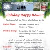 Holiday Happy Hour - Sacramento Realtist Association