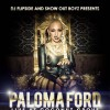 Paloma Ford and Blaq Tuxedo at The Coconut Grove in Sacramento this weekend