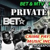 BET & MTV Investing in Private Prisons - Crime is Paying for the Music Industry
