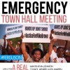 Emergency Town Hall Meeting to Discuss Recent Events in Ferguson Missouri