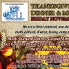Thanksgiving Dinner & Musical presented by Spirit and Truth Ministries