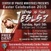 Center of Praise Ministries presents Easter Celebration 2015