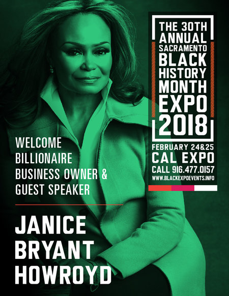 Black Expo 2018 in Sacramento