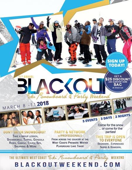 BlackOutWeekend 2018