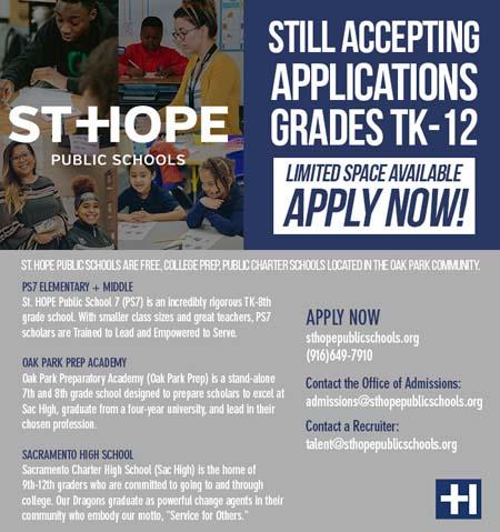 St. Hope Public Schools