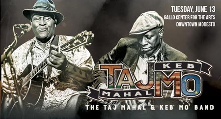 TajMo: The Taj Mahal and Keb Mo Band
