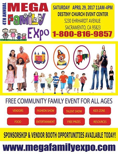 MEGA FAMILY EXPO