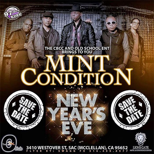 See Mint Condition on New Year's Eve