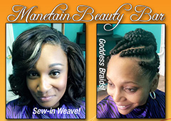 Manetain Beauty Bar in South Sacramento