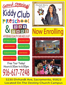 Kiddie Club Preschool and Day Care