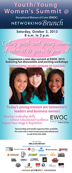Youth/Young Women's Summit at EWOC 2015