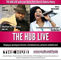 THE HUB LIVE