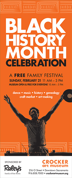 Black History Month Festival at the Crocker Art Museum