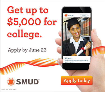 SMUD Scholarship
