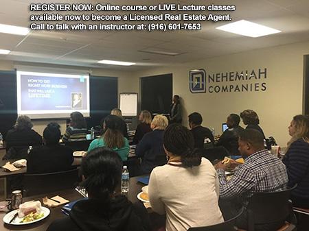 REGISTER NOW - Nehemiah Real Estate School