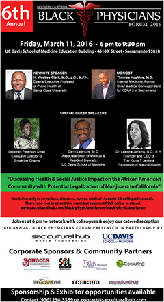 6th Annual Black Physicians Forum - March 11, 2016