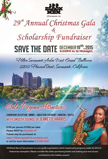 29th Annual Christmas Gala and Scholarship Fundraiser