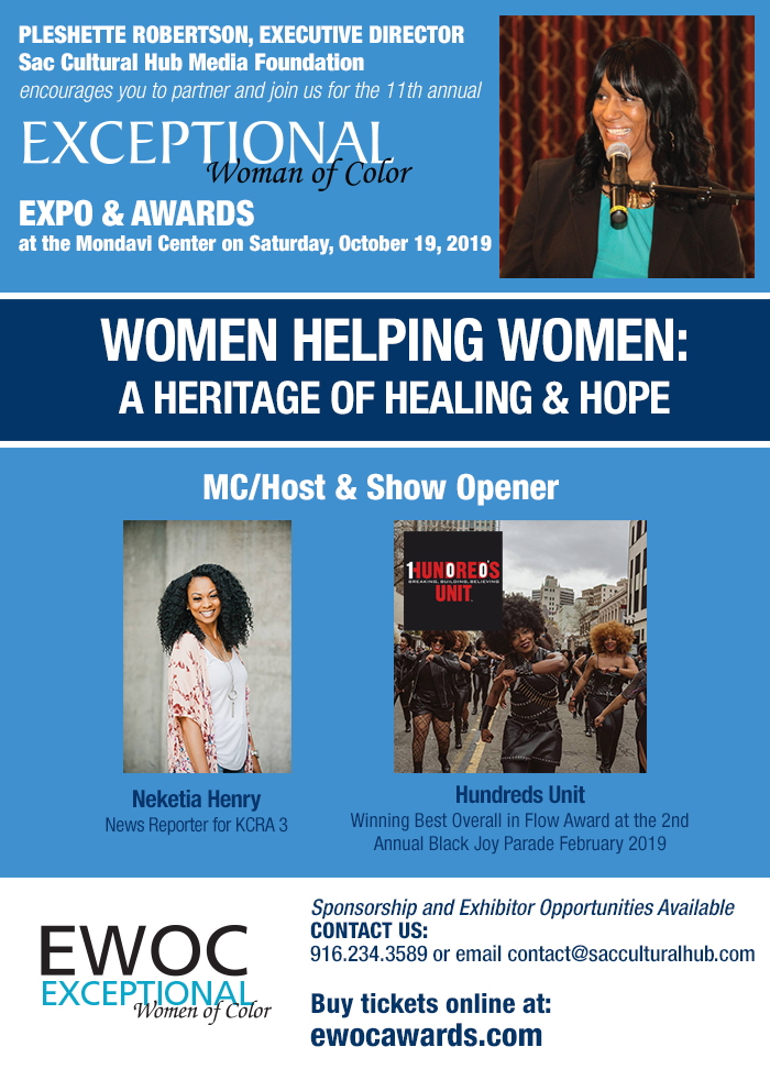 SAVE THE DATE ~ 11th Annual EWOC EXPO & Awards