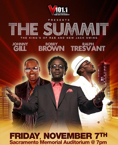 Buy Tickets onlline now - The Summit Tour