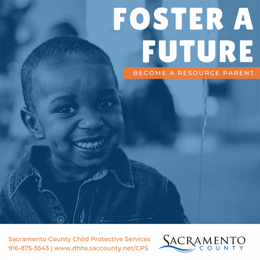 FOSTER A FUTURE ~ Learn more about how to become a Resource Parent