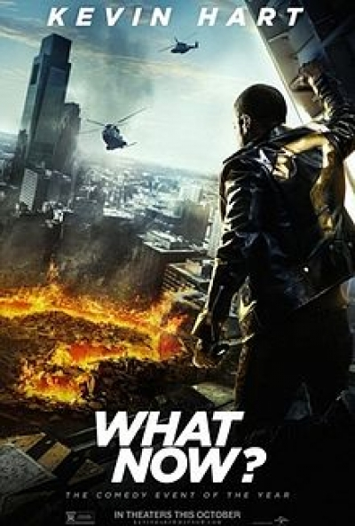 Kevin Hart: What Now? - In Theaters October 14th