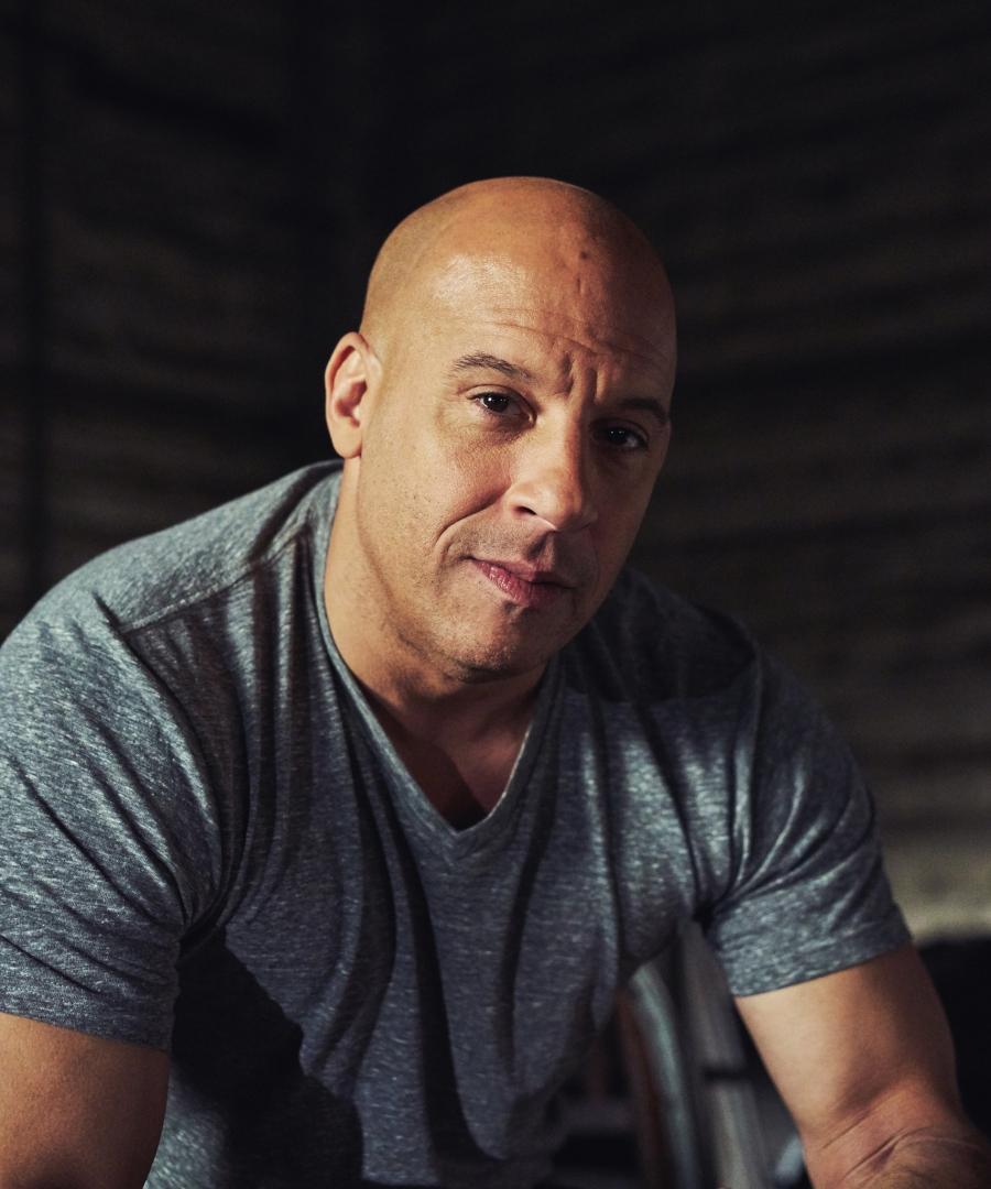 The Vin Diesel Formula: Brains, Brawn and Heart - Sac