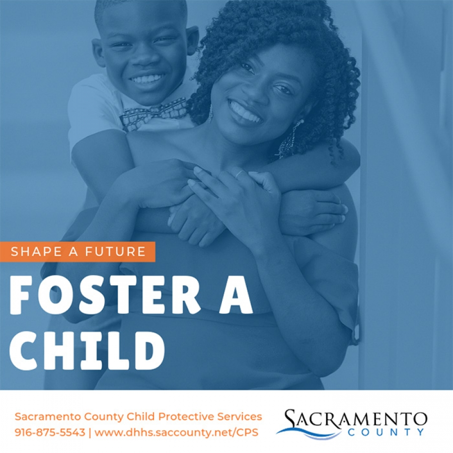 Become a Resource Parent and foster a child in need of loving home