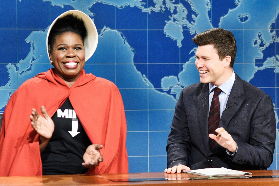 """You Can't Make Me Small"": Saturday Night Live Takes on Abortion Rights With Leslie Jones"