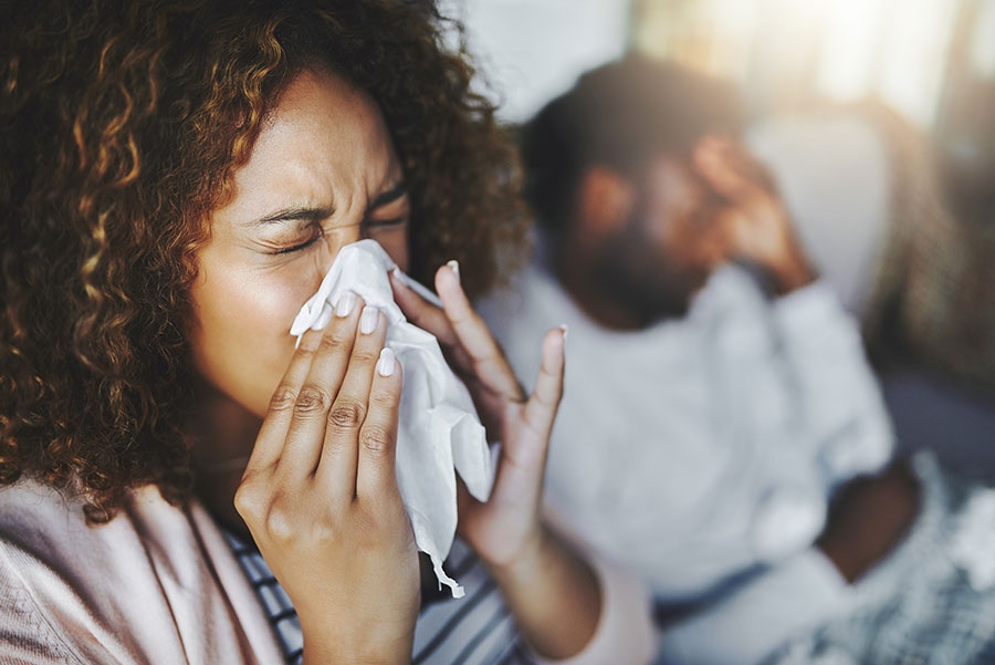 Flu season still getting worse; now as bad as 2009 swine flu