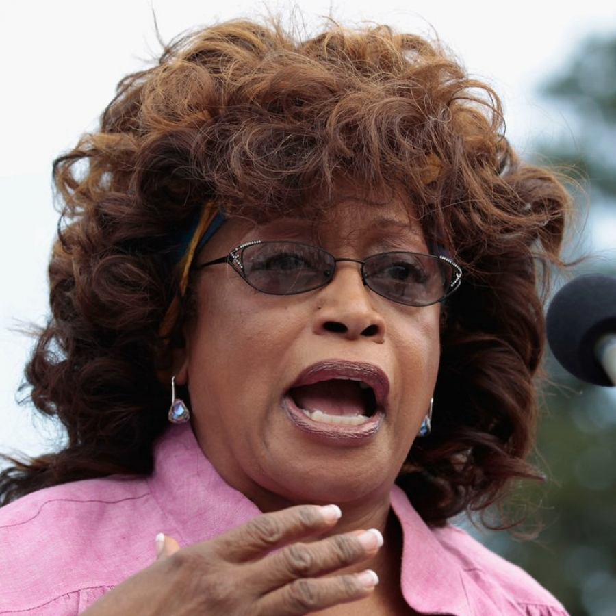 Former Congresswoman Corrine Brown Receives 5-Year Prison Sentence For Charity Scam