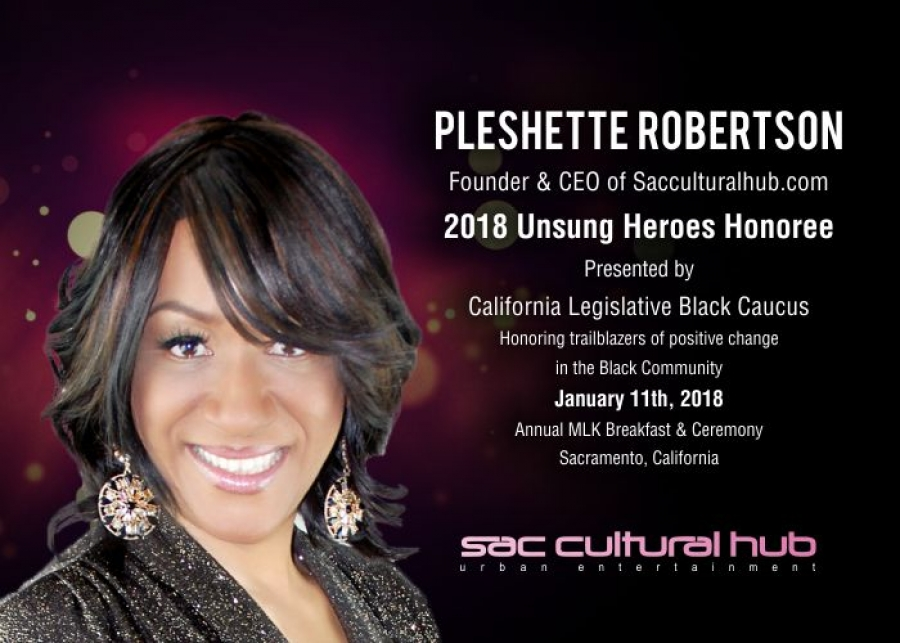 California Legislative Black Caucus Honoring Trailblazers of Positive Change in the Black Community
