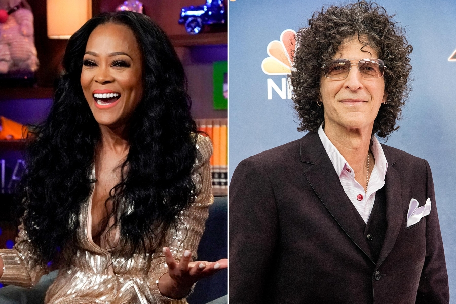 Robin Givens Says Ex Howard Stern Was a 'Magnificent Lover': 'Like Unbelievable'