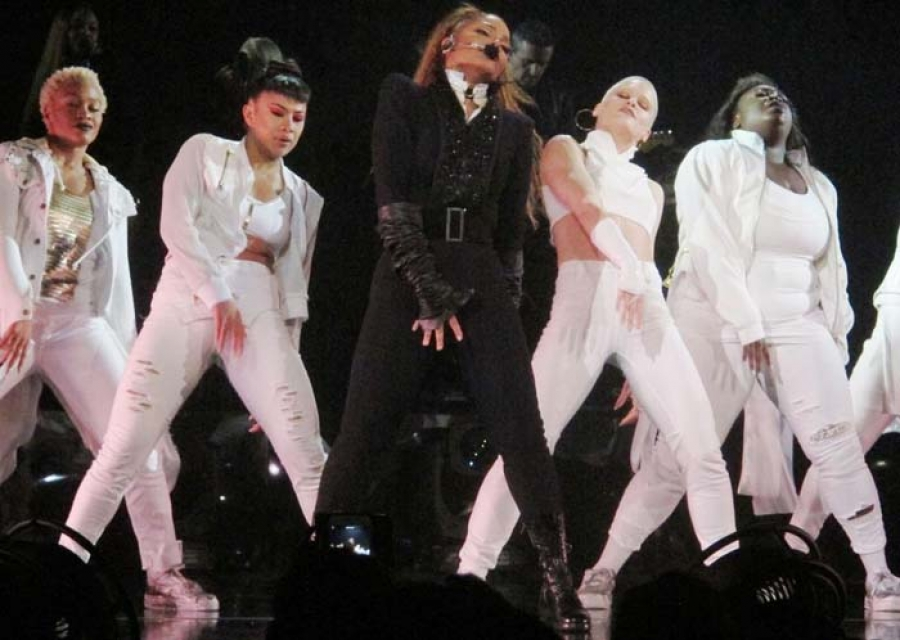 Janet Jackson's Still In Control: A Concert Review
