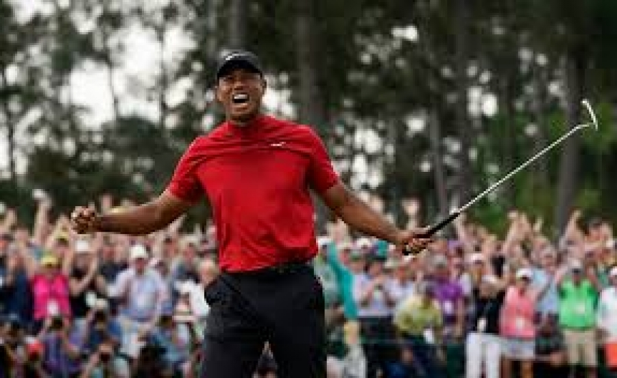 Tiger and the Masters victory even he never saw coming
