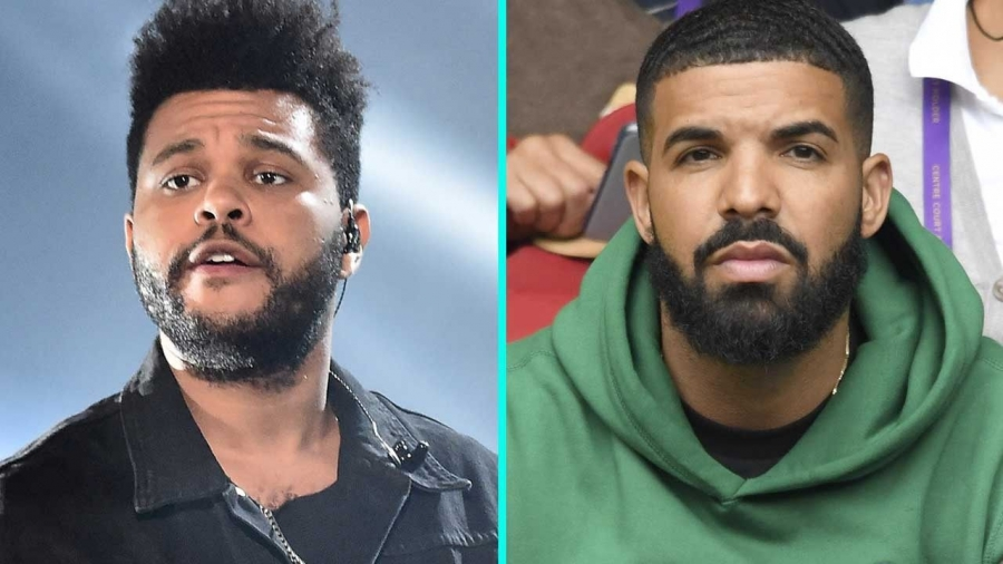 Does The Weeknd Diss Drake's Secret Baby in New Track 'Lost in the Fire'?