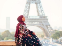 Black Travel Vibes: Fall In Love With The Romantic Vibes Of Paris