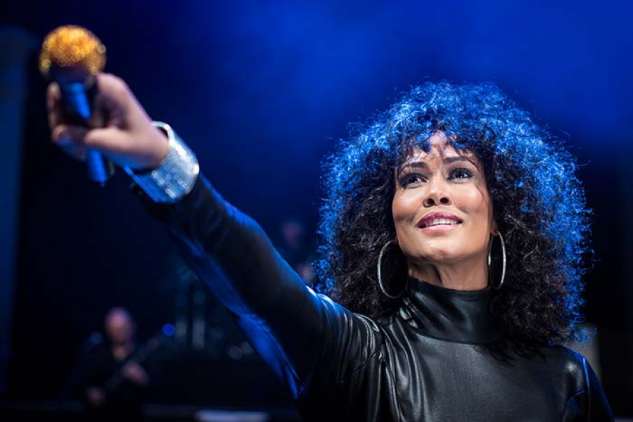 The Greatest Love of All - A Tribute to Whitney Houston starring Belinda Davids