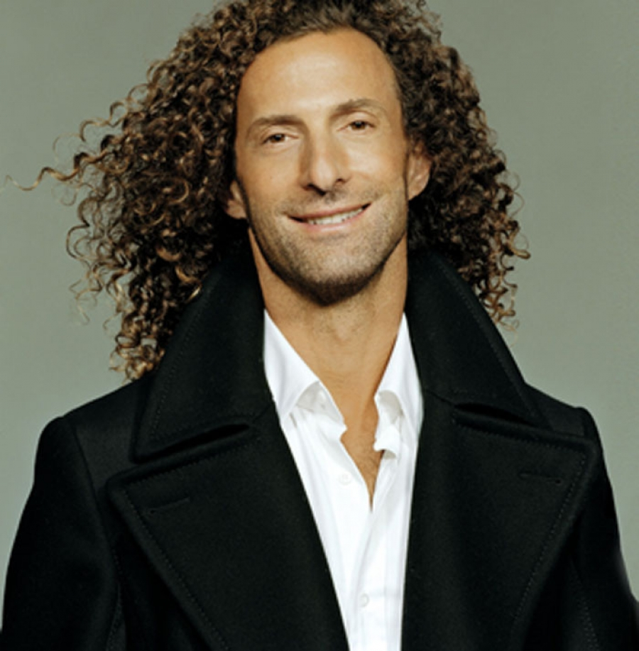 Kenny G Is Coming To Town, and Talks With THE HUB