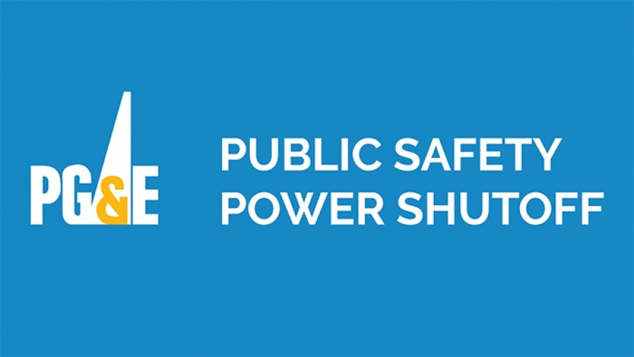 Due to Severe Weather and Wind, PG&E Will Turn Off Power for Safety to Approximately 53,000 Customers in Targeted Parts of 24 Counties