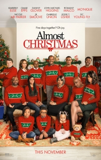 ALMOST CHRISTMAS – In Theaters November 11