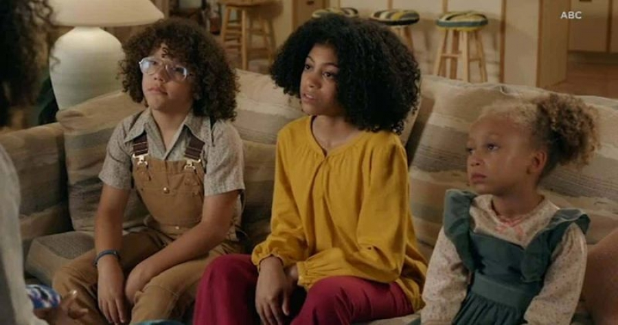 Mixed-ish episode is about celebrating black hair in all its 'gravity-defying, natural glory,' says Tracee Ellis Ross