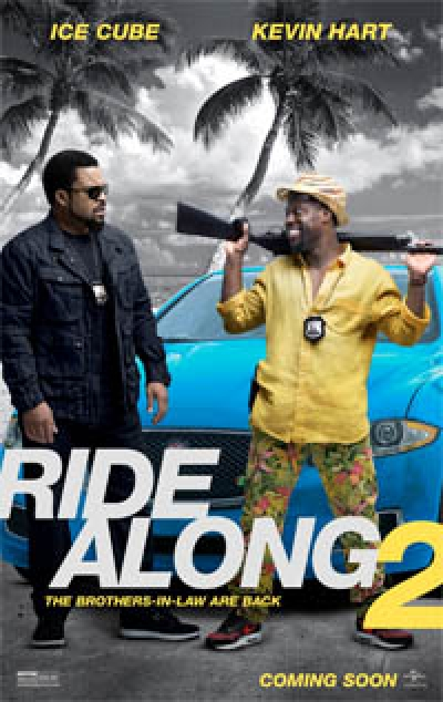 Win Tickets to see Ride Along 2