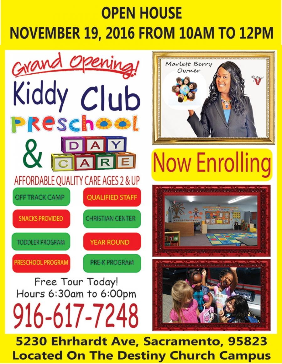 now enrolling kiddy club preschool day care in sacramento sac now enrolling kiddy club preschool day care in sacramento