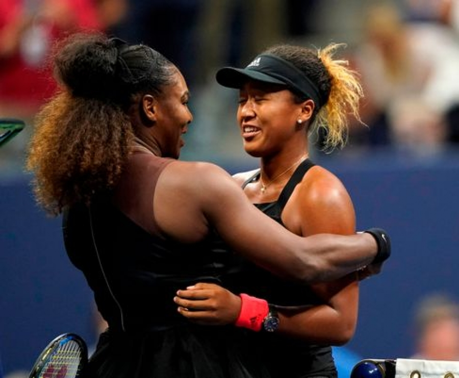 Stephen Curry says Serena Williams showed 'grace and class' amid US Open temper tantrum