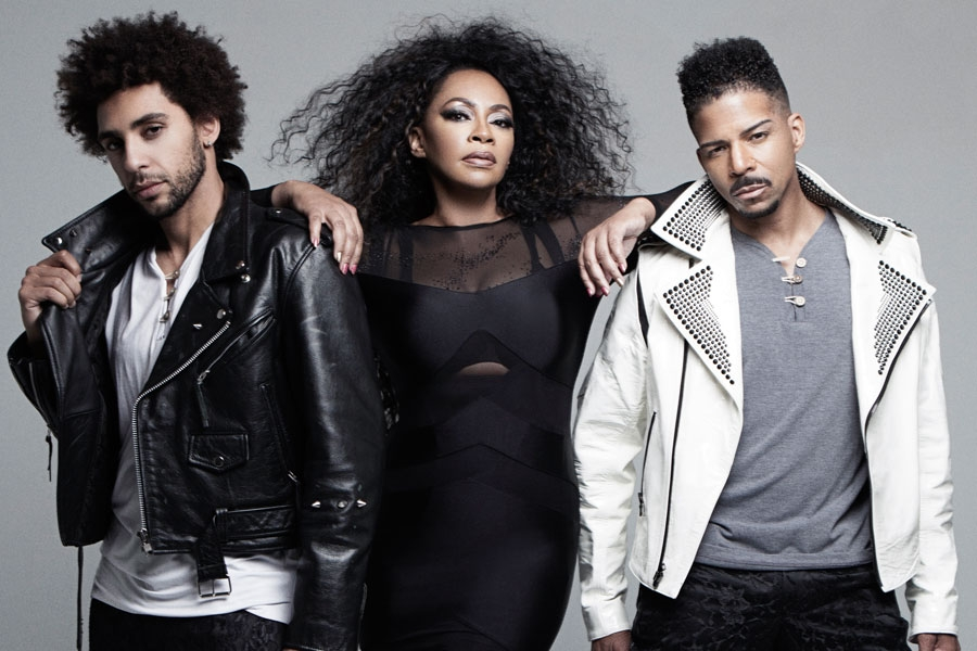 Jody Watley & Shalamar Reloaded Turn It Out at the State Fair